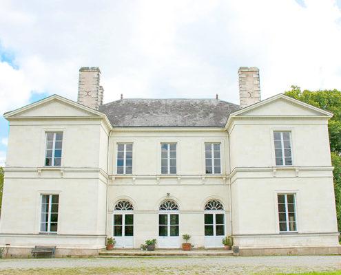 Château de la Rairie à Pont Saint Martin (44)