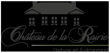 Le Château de la Rairie