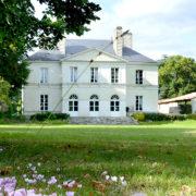 Bienvenue au Château de la Rairie à Pont Saint Martin (44)