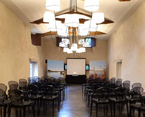Salle de réception Château Nantes Séminaire entreprise