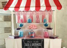 Candy Bar Mariage au Chateau à Pont Saint Martin 44