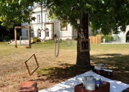 Photo Call dans le Parc du Château de la Rairie à Pont Saint Martin