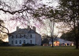 Chateau de la Rairie à Pont St Martin près de Nantes