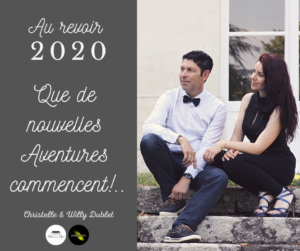 Bonne année 2021