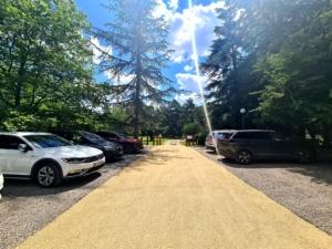 Parking Château de la Rairie
